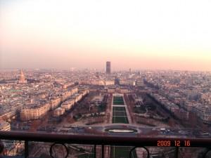 Montparnasse from Eiffel