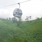 Cable car (in Obudu)